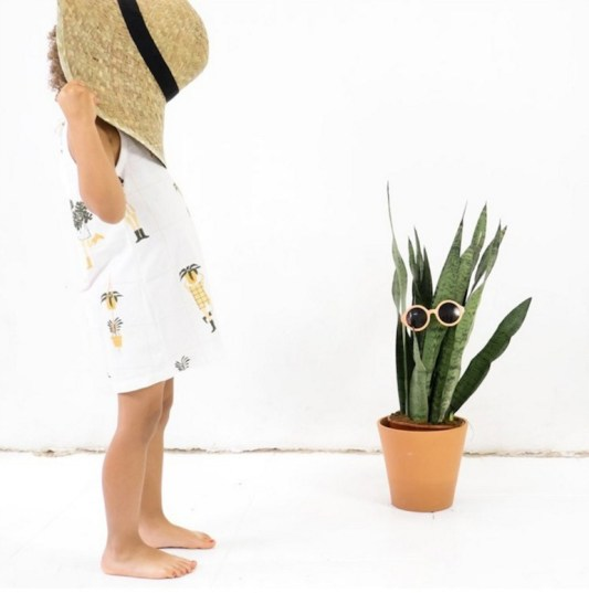 tendance jungle kids